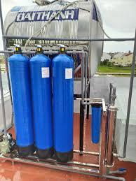 Xử lý lọc nước giếng khoan nhiễm phèn tại Đà Nẵng