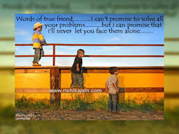 Words About Friendship Quotes