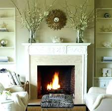 elegant mantel decorating ideas elegant and simple fireplace mantel regarding fireplace mantel decor