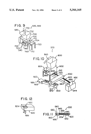 patent us5366165 system and method for recycling of automotive patent drawing
