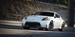 2017 Nissan 370Z Coupe Nismo shown in Pearl White | Nissan ...
