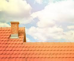 Die latten kommen aufs dach und wir kleinen dachdecker kommen immer einen schritt weiter! Dach Mit Dachpfannen Oder Ziegel Spider Linee Vita
