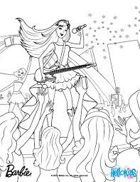 Small Picture Keira the popstar coloring pages Hellokidscom