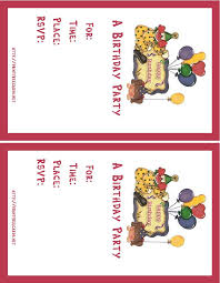 print free birthday invitations free birthday card maker printable realmensingshowtunes