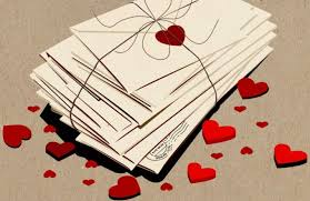 write love letters and love poems by