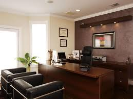 Love the size of the desk and clean lines Office Spaces and