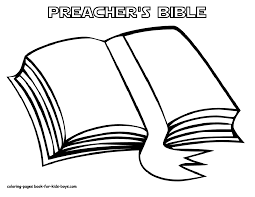 Kids Bible Coloring Pages Printable With Story Book Coloring Pages ...