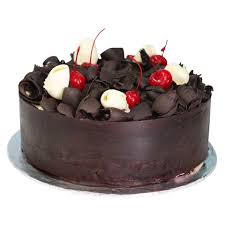 Jual 3 Layers Black Forest Cake Kado Makanan Harga Rp 300000