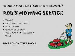 Free Lawn Mowing Flyer Template Wonderful Of Lawn Care Flyers Templates Free Mowing Flyer Templ On
