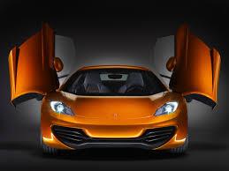 2011 McLaren MP4-12C - Front Dihedral Doors - 1280x960 - Wallpaper