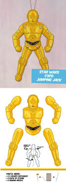 best ideas about create your own robot science create your own star wars c3po paper puppet