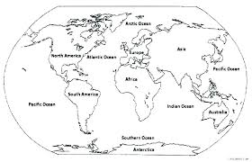 Coloring Map Of North America Coloring Map Coloring Page North And