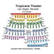 Laugh Factory Las Vegas Seating Chart Tropicana Hotel Casino Events And Concerts In Las Vegas