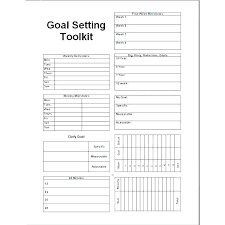 Sales Goals Template Daily Sales Template