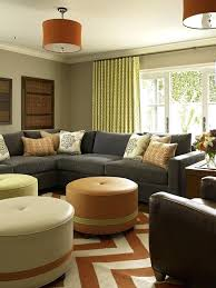 orange green and brown living room green and orange living room orange and  green living room