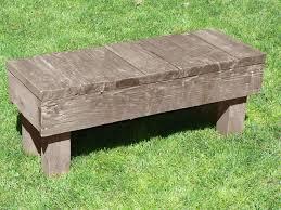 wood planter bench plans elegant wooden deck bench plans free