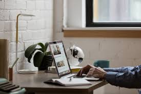 running home office. Although Working From Home Might Sound Ideal, It Can Actually Be Quite Difficult And Distracting. With Your Kids Running Around Or All Those Homey Comforts Office O