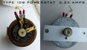 auto transformer for fan pre 1950 (antique) antique fan powerstat variable transformer wiring diagram at Powerstat Wiring Diagram