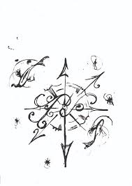 Small Picture Best 20 Simple compass tattoo ideas on Pinterest Simple compass