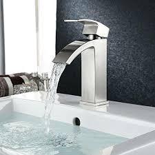 bathroom faucets amazon. Modern Bathroom Sink Faucets Contemporary Amazon Com New Ideas Wall Mount S