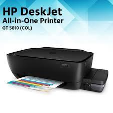 Hp Deskjet Gt 5810 All In One Printer Col Printers Scanners