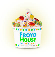 the froyo house