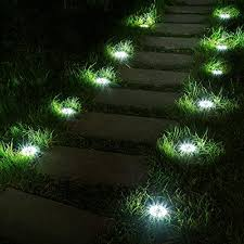 solpex 12 pack solar ground lights