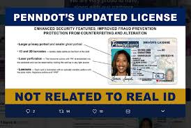 License That Compliant Launches Driver's Id Is Real Pennsylvania Redesign Not