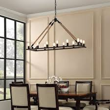 Industrial modern lighting Chandelier Bridge Industrial Modern Chandelier Black Overstock Shop Bridge Industrial Modern Chandelier Black On Sale Free