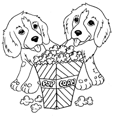 Lovely Coloring Pages With Animals 89 For Your Seasonal Colouring