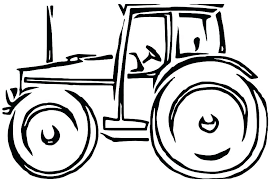 tractor color pages.  Tractor Tractor Coloring Pages Trailer Case To Print Colorin To Tractor Color Pages R
