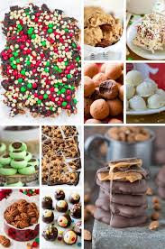 These recipes are so cute and perfect for parties, family gatherings and more. 50 Irresistible Christmas Candy Recipes Dinner At The Zoo