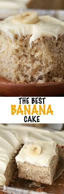 This is hands down the BEST banana cake I ve ever had It s soft