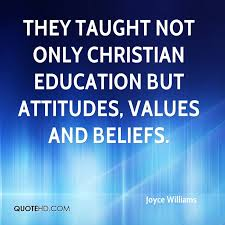Christian Education Quotes Best of Joyce Williams Quotes QuoteHD