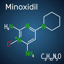 can minoxidil help my receding hairline