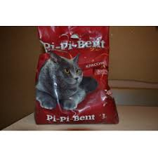 <b>Наполнитель</b> для кошачьего туалета <b>Pi Pi Bent комкующийся</b> ...