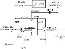 mic coversion for the d104 Astatic D 104 Wiring Diagram the amplifier for the d 104 astatic d104 wiring diagrams
