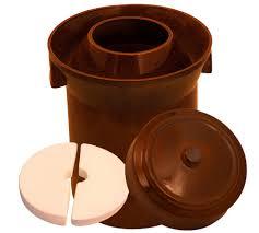 Image result for fermentation crock pot
