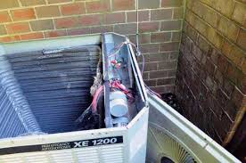 how to clean an outdoor air conditioning coil (trane unit example Trane Xr13 Wiring Schematic Trane Xr13 Wiring Schematic #44 trane xr13 wiring schematic
