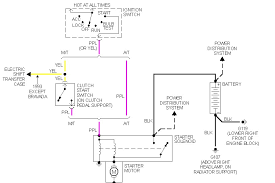 starter solenoid wiring diagram chevy starter 1992 chevy a remote starter ignition switch half way down steering on starter solenoid wiring diagram
