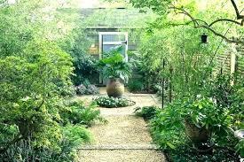 garden center landscape traditional with birdhouse courtyard gravel lattice merrifield code 9 mulch garden center 9 merrifield s