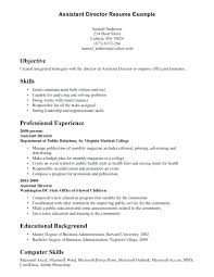 Resume Examples Skills And Abilities Download Resume Sample Skills