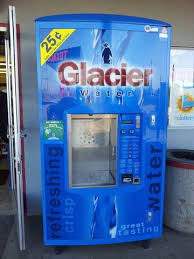 Glacier Vending Machine Unique Peer Water Exchange Verifying And Scaling Solutions To The Global