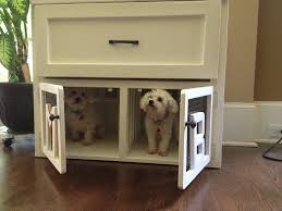small dog furniture. Back To: Wooden End Table Dog Crate Furniture Small