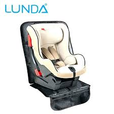 potty training car seat protector car seat protector baby luxury leather child or cover easy clean