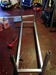 diy bar foot rail home brew stand plans best of 2 tier brew stand plans awesome