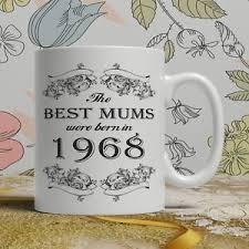 image is loading best mum 50th birthday gift mug born 1968