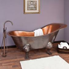 how much is a cast iron clawfoot tub worth best copper tubs see jeff lewis made
