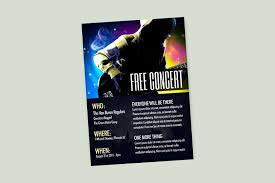 Create Advertising Flyers How To Design An Awesome Flyer Even If Youre Not A Designer