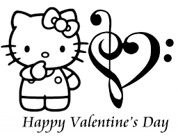 happy valentines day clip art for kids. Interesting Kids Valentines Day Clip Art Black And White  Cute Love And Funny For Happy Kids